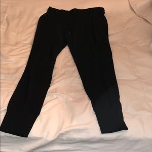 Black sweatpant/jogger